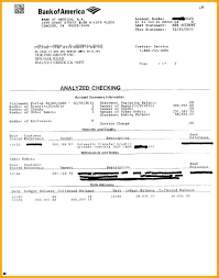 Bank Statement Template Software Chase Monthly – Shopsapphire