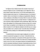 reaction essay on the article from black africa arose the pharaohs  the enlightenment essay