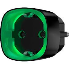 ≡ Радиоуправляемая умная <b>розетка Ajax Socket</b> Black ...