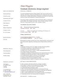 Resume Template For New Graduates Graduate Cv Template Student Jobs Graduate Jobs Career