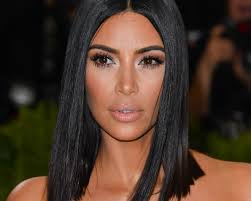 kim kardashian west s simple but flawless beauty look last night was pliments of a few cult clic s