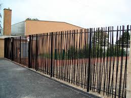 Cl Ture De Jardin Barreaudage En M Tal Modulaire Roseau Clotures Barreaudages Clotures