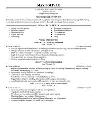 Government Relations Manager Resume Sample Exceptional Templates