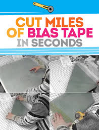 The Unbelievably FAST Way to Cut MILES of Bias Tape! | Bias tape ... & A mind blowingly easy way to cut tons of bias tape in seconds - literally  seconds Adamdwight.com