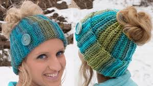 Free Crochet Ponytail Hat Pattern Unique Make Your Own Awesome 'Ponytail Hat' With These FREE Crochet