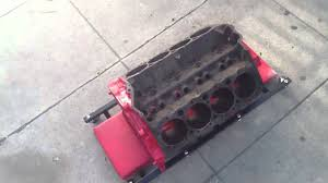 400 sbc(BARE-BLOCK) FOR SALE$$$$ 300 obo date July 11 2012 - YouTube