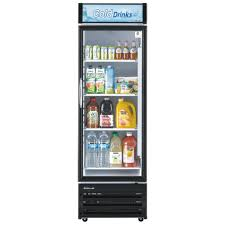 Commercial Glass Door Refrigerator | Glass Door Merchandiser