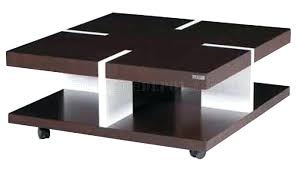 white modern coffee tables colette modern round high gloss white coffee table