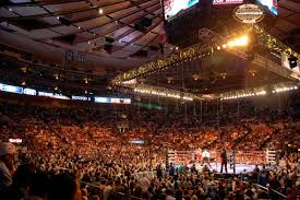 wbo boxing at madison square garden