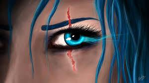 Katarina League Of Legends Eye, HD ...