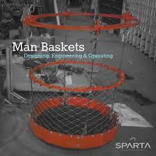 Man Basket Design Pdf Man Baskets Designing Engineering And Operating Sparta