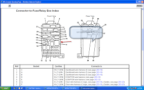 fuse box for honda civic 2001 fuse wiring diagrams online