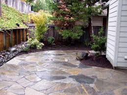 Best 25 Stone Patio Designs Ideas On Pinterest  Patio Flagstone Backyard Patio Stones