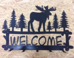 Moose Coat Rack Moose coat rack Etsy 35