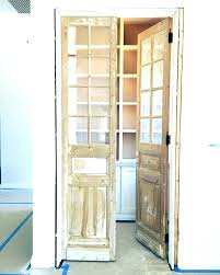 ideas for antique doors pantry amazing from getting a new life as old screen door 18