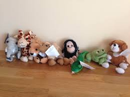 dear zoo story sack puppets