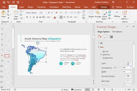 How To Make Interactive Maps In Powerpoint With Templates Only