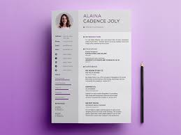 Clean Professional Resume Free Clean Professional Resume Template By Julian Ma On Dribbble