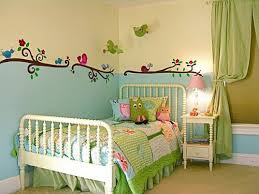 Great Lavender Bedding, Pink Rug And Bird Lamp It Will Definitely Give Your Kidu0027s  Bedroom A Vintage Feel.