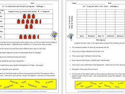 Make A Bar Chart Free Statistics Data Handling Y3 Pictograms Bar Charts Tables