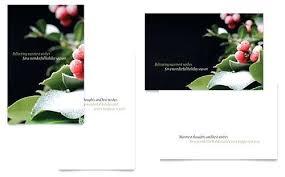 We Microsoft Publisher Christmas Card Templates Free Danielmelo Info