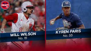 Will Wilson selected by <b>Angels</b> at No. 15 in MLB <b>Draft</b> | MLB.com