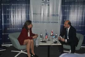 DSS 2015 – U.S. – Georgia Defense Cooperation – with Dr. Evelyn Farkas -  საქართველოს ატლანტიკური საბჭო - Atlantic Council of Georgia