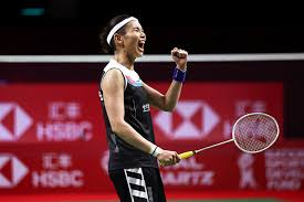 Jump to navigation jump to search. Top Seed Tai Tzu Ying Claims Badminton World Tour Final