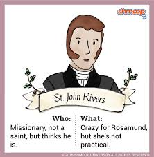 st john rivers in jane eyre character analysis
