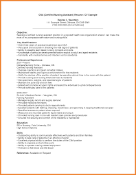 5 6 Cna Resumes Objectives Imageresume