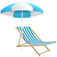 chair clipart png. beach chair and umbrella png clip art transparent image clipart png