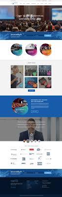 Business Homepage Design Fresh New Homepage Design For Akolade Events Web Design