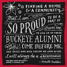 osu spotlight student life s extraordinary buckeyes page  michelle quote v2
