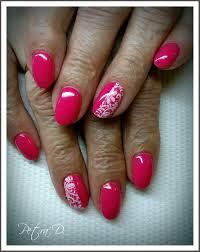 Gelové Nehty Inspirace č106 Magic Nails Gelové Nehty