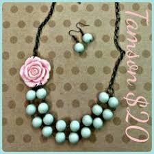 tamson set plunder design vine jewelry plunderdesign dsplunderfulstyle mint necklace