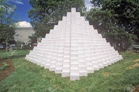 national gallery of art sculpture garden washington dc stock photo 20514686