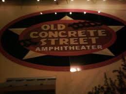 Old Concrete Street Amphitheater Seating Chart Old Concrete Street Amphitheater Corpus Christi 2019 All