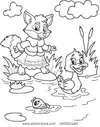 Royalty Free Colouring Pages Fish Royalty Free Halloween Coloring
