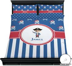 bedding pirate bedding set blue duvet cover personalized baby n toddler sets kids olive awesome crib