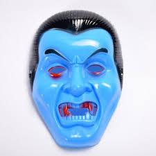 Mask Decorating Supplies 100 Adults Full Face Vampire Masks Scary Horror Mask Masquerade 27