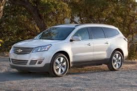 Used 2016 Chevrolet Traverse for sale - Pricing & Features | Edmunds