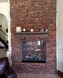 ... Large-size of Perfect Fireplace Faux Stone Fireplace Hearth Home Design  Ideas As Wells As ...