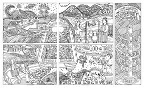 Small Picture Coloring Pages Posters Illustrated Childrens Ministry