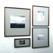 pottery barn frames oversized mat frame gallery of large matted picture stagger wood frames pottery barn pottery barn frames oversized mat
