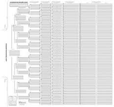 15 Generation Pedigree Chart Treeseek 15 Generation Pedigree Chart Blank Genealogy Forms For Family History And Ancestry Work R Toys Pricecheck Sa