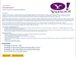 Yahoo Careers Yahoo Jobs In Bangalore For Java Developers Be