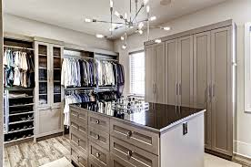 custom luxury walk in closet by closet works