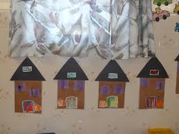 How To Make House With Chart Paper The Halloween Motel Learn Play Grow