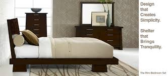 images of modern bedroom furniture. hiro platform bed images of modern bedroom furniture