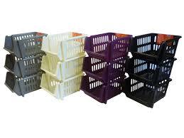 Plate Storage Rack Kitchen Plastic Storage Rack Ebay